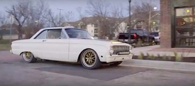 gas kustoms: ford falcon 63gas monkey garage